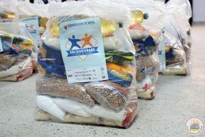 Arquidiocese de Natal e organizações sociais doam 900 cestas básicas para famílias em vulnerabilidade